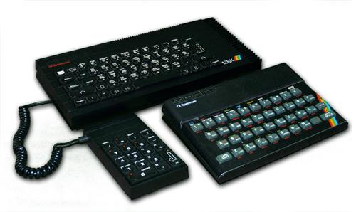 ZX Spectrum 48K y 128K