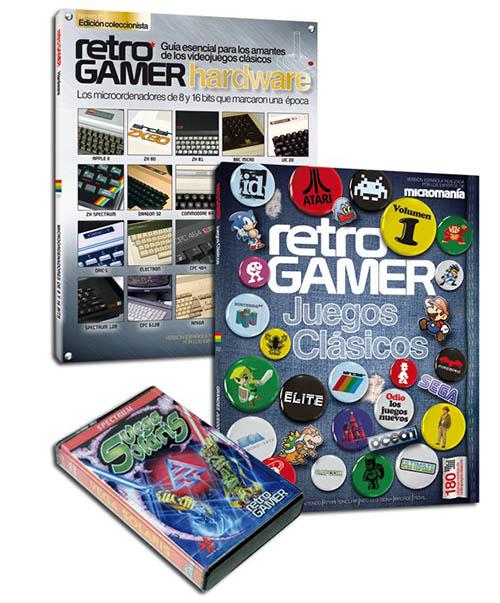 Revista Retrogamer