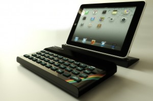 ZX Spectrum Bluetooth con un Ipad