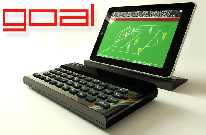 Teclado ZX Spectrum
