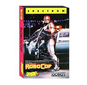 Portada Robocop